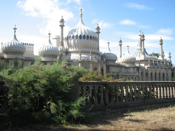 England - The Royal Pavilion - di ocram94