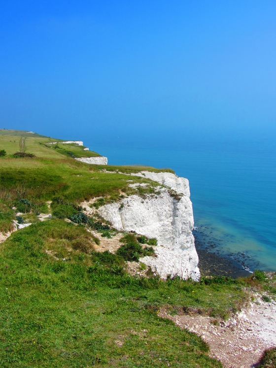 England - white cliffs of dover! - di Giulia Cherubini