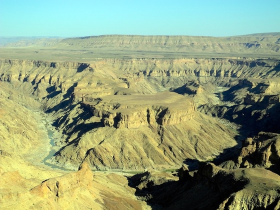 fish river canyon - fish river canyon - di FranciButtini