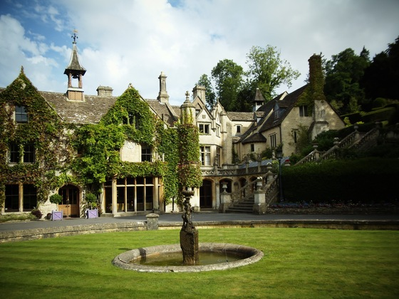 Galles - Manor House a castle combe - di Gherardo