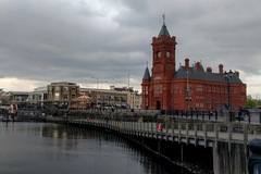 Pierhead e Cardiff Bay - Galles
