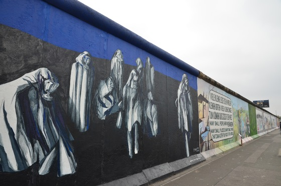 Germania - east side gallery - di NADIAB
