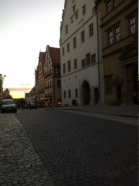 Germania - rothenburg ob der tauer 1 - di gattovolante