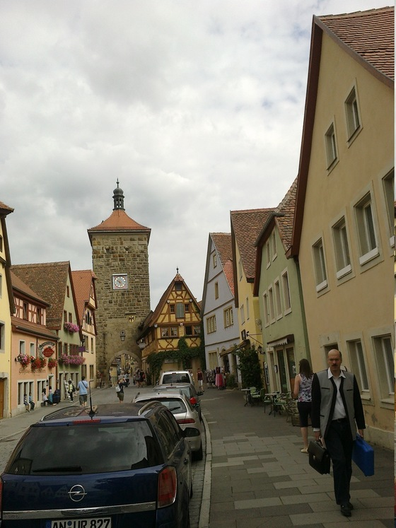 Germania - rothenburg ob der tauer 5 - di gattovolante
