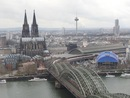 Colonia - Vista dal Triangle - Germania