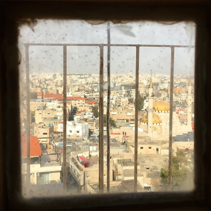 Giordania on the road: Madaba