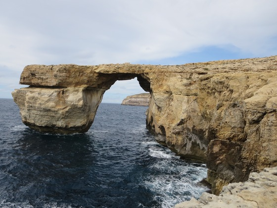 Gozo - Gozo- Azure window - di lafi