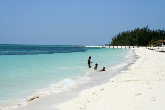 Grand Bahama - Bahamas - Grand Bahama - Taino Beach - di honey-sunny