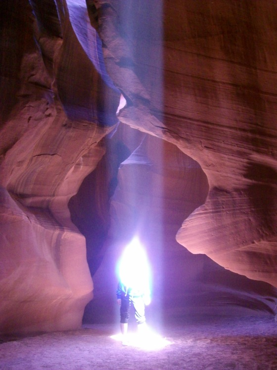 Grand Canyon - Upper Antelope Canyon - di Silvia Avo