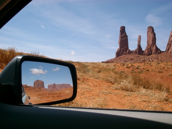 Messico - Monument Valley - di Silvia Avo