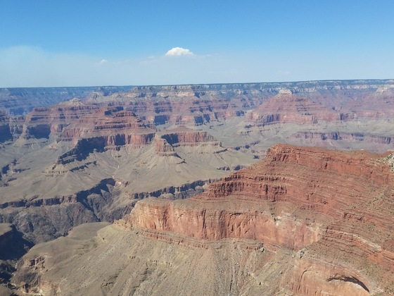 Stati Uniti d'America - USA South West. Grand Canyon, Arizona - di Isa&Titti