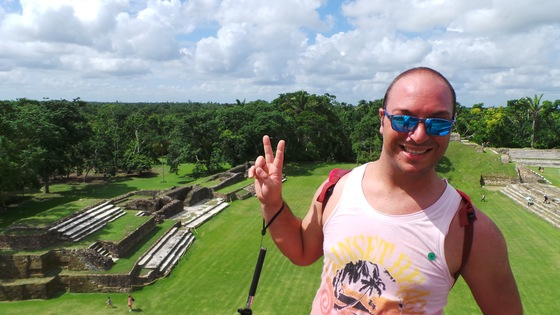Grand Cayman - Altun Ha, Belize - di kenny88