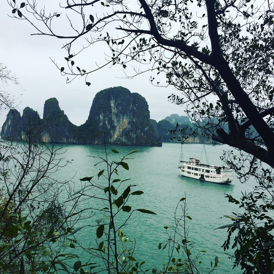 Ha Long bay - vietnam - di sebastia
