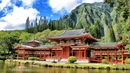 tempio buddhista byodo-in - Hawaii