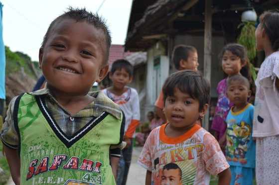 Indonesia - smiling little boy - di danychan