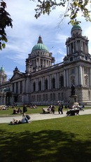 Belfast City Hall - Inghilterra