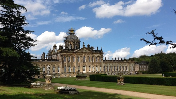 Inghilterra - CASTLE HOWARD - di MartyFairy85