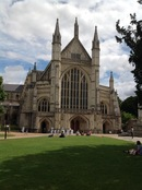 Winchester Cathedral - Inghilterra