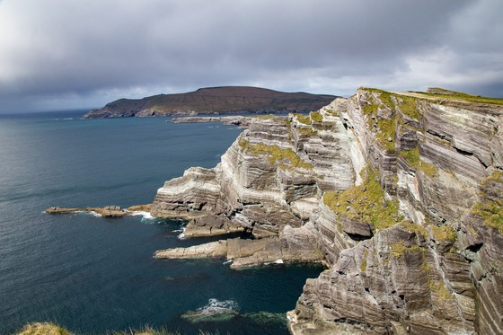 Irlanda - Cliffs of Kerry - di balzax