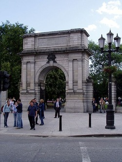 Fusiliers Arch - Fusiliers Arch