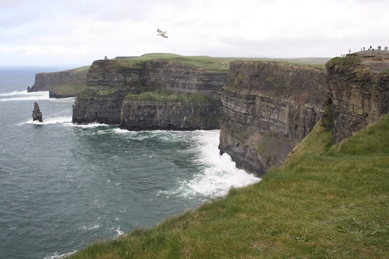 Kilkenny - Cliffs of Moher - di alvinktm
