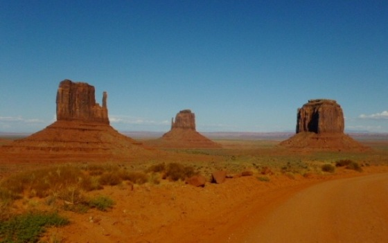 Las vegas - monument valley - di Gallu