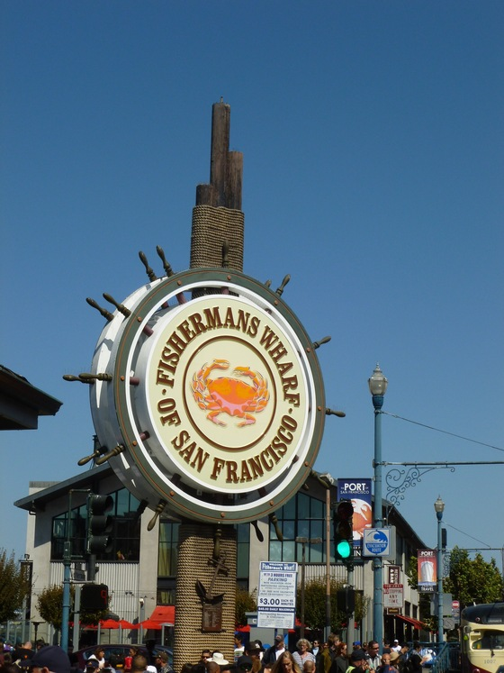 Las vegas - Fisherman wharf (San Francisco) - di Gallu