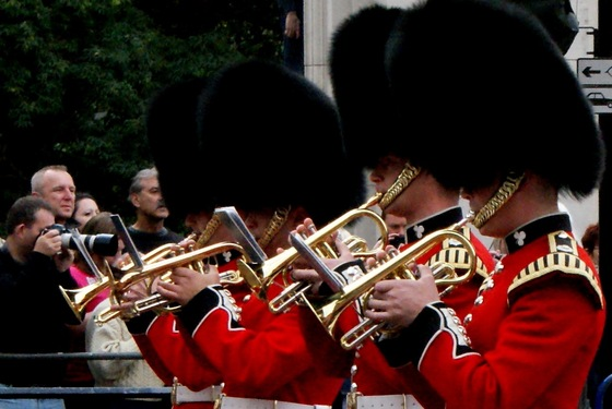 Londra - Trooping the Colour - di stf72
