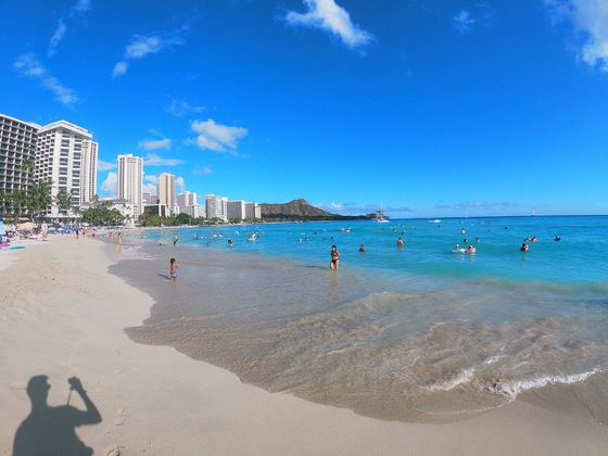 Los angeles - Waikiki Beach - di ariel_11190