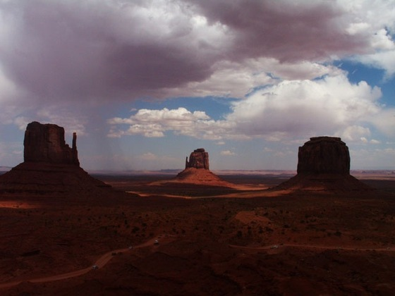Los angeles - Monument Valley - Navajo Nation - di Lurens55