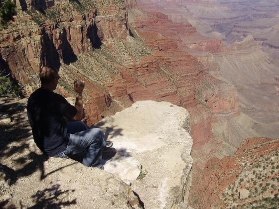 Los Angeles - Grand canyon - di TyAs