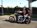 Motociclisti a Beverly Hills - Los Angeles