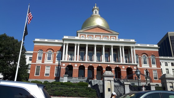 Louisiana - Boston: State House - di airada