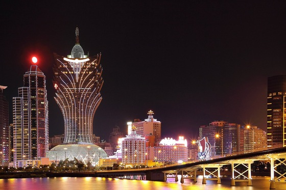 Macao - Macao by night - di balzax