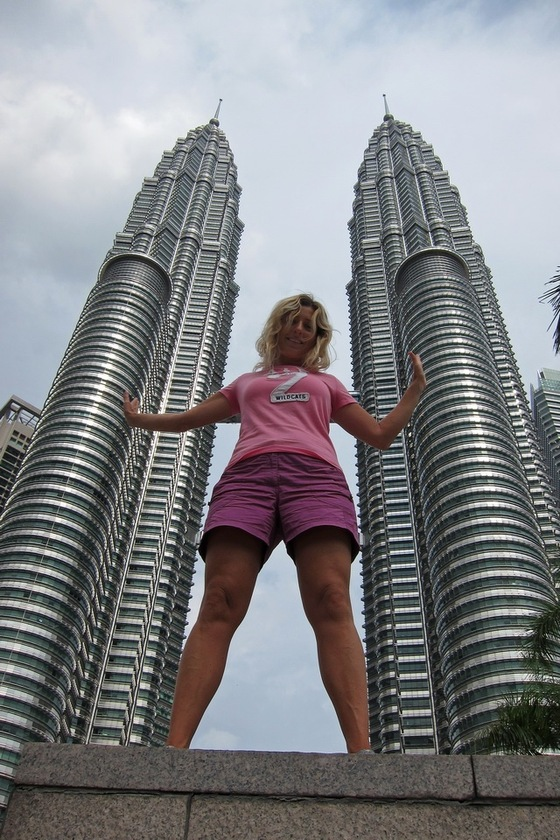Malesia - Petronas Towers - di Vertical