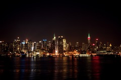 Manhattan Skyline - Manhattan