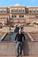 Emirates Palace - Mare