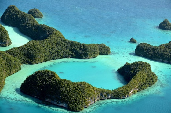 Mare - Palau Rock Islands - di balzax