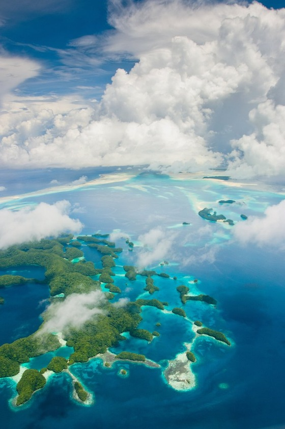 Mare - Palau - Rock Islands - di balzax
