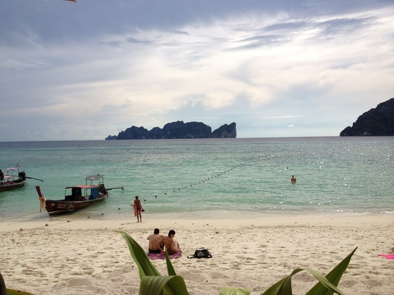 Mare - long beach Phi Phi Island - di fwaterty
