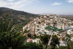 Moulay Idriss - marrakesh