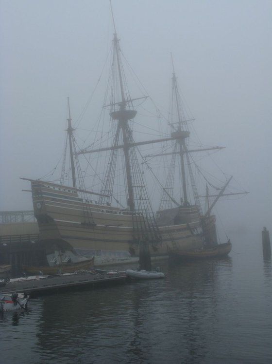Massachusetts - Plymouth - Mayflower - di danidisa