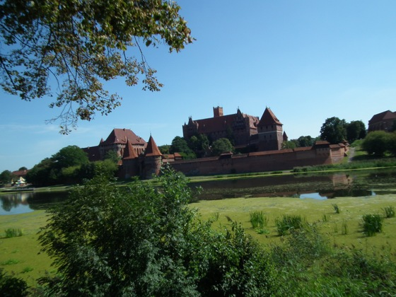 masuria - malbork castle - di dealermon