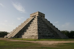 piramide Chichen Itza - Messico