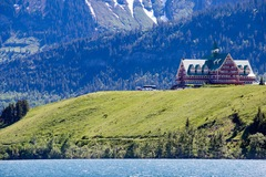 Prince of Wales hotel - Waterton - Montana