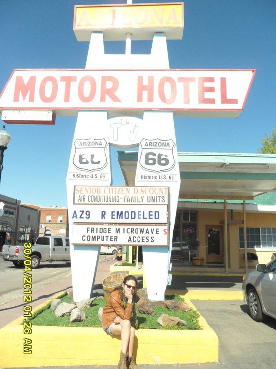 Monument Valley - Motel on Route 66 - di Serena 40