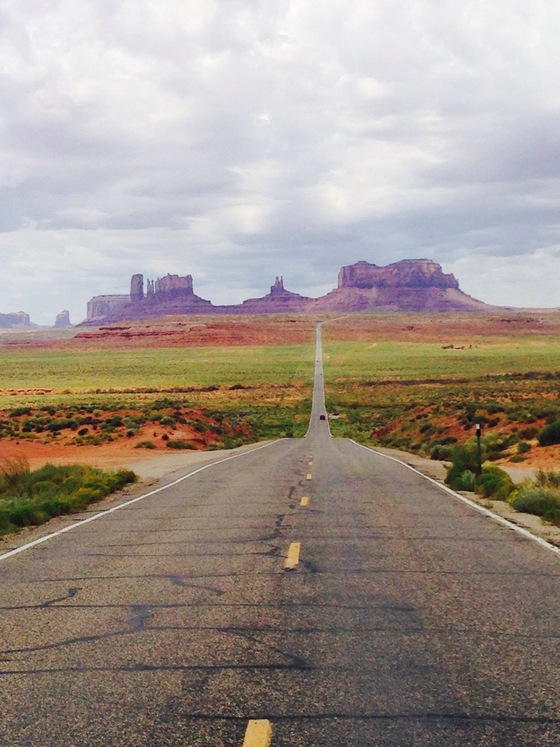 Monument Valley - Via per il Paradiso - di Iaia1979