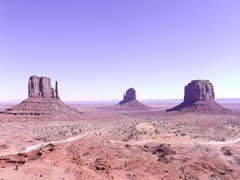 infinito west  - Monument Valley