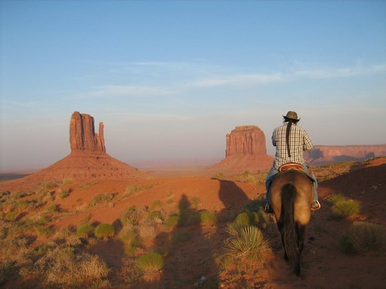 Monument - wild west - di michipichi