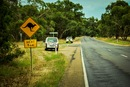 On the way - New South Wales
